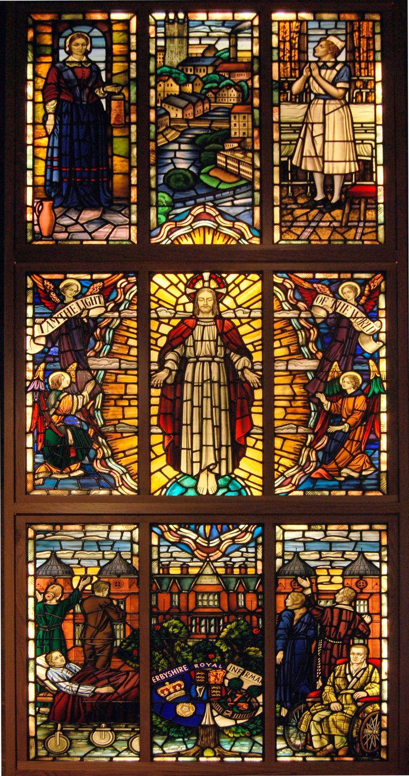 Florence Nightingale Window