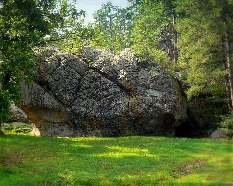 Boulder in part