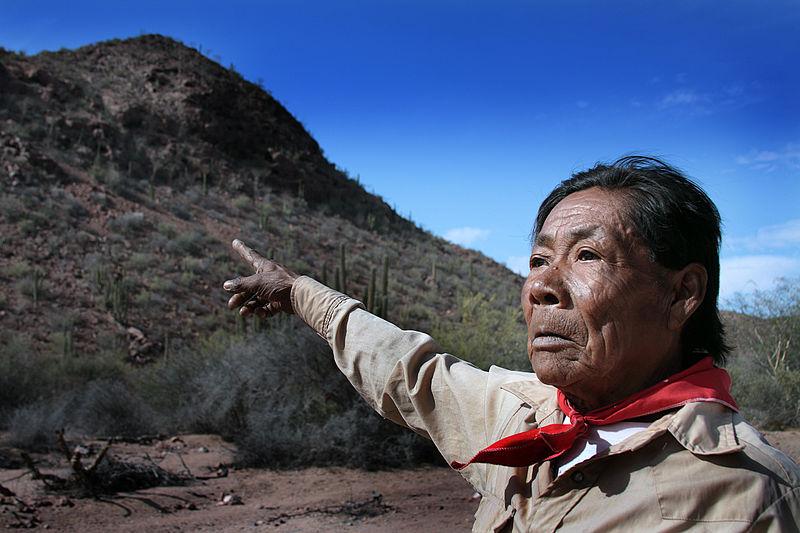 Mexican shaman