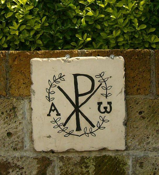 Resurrection symbol